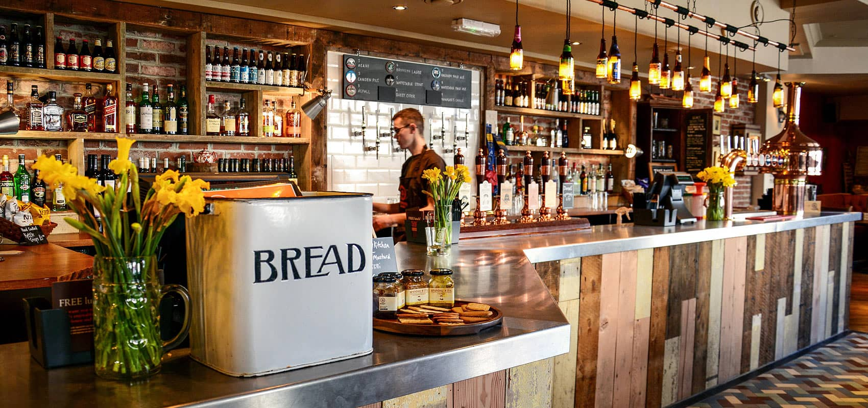 Pub bar fit-out services