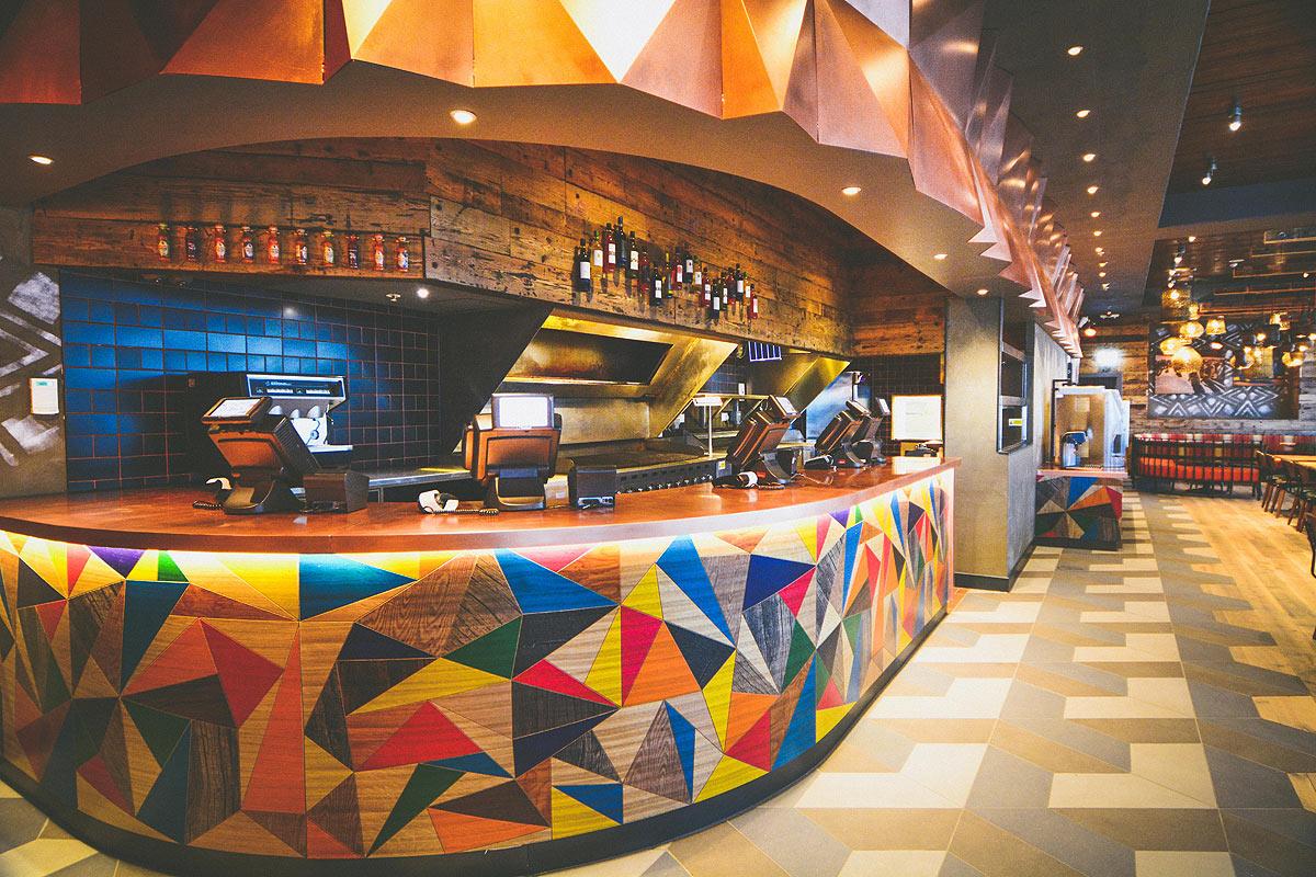 Nando's restaurant Cribbs Causeway