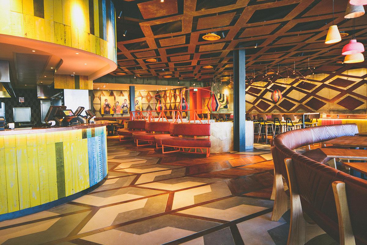 Nando's restaurant Longwell Green