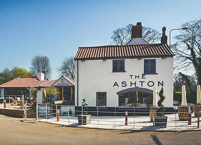 The Ashton pub Bristol