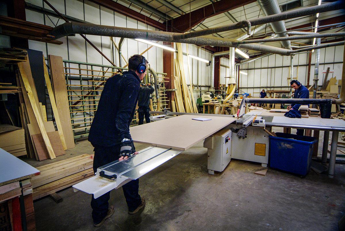 Harvey Fit-Out Contractors Bristol