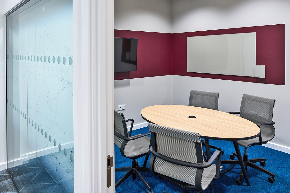 Office interior fit-out service