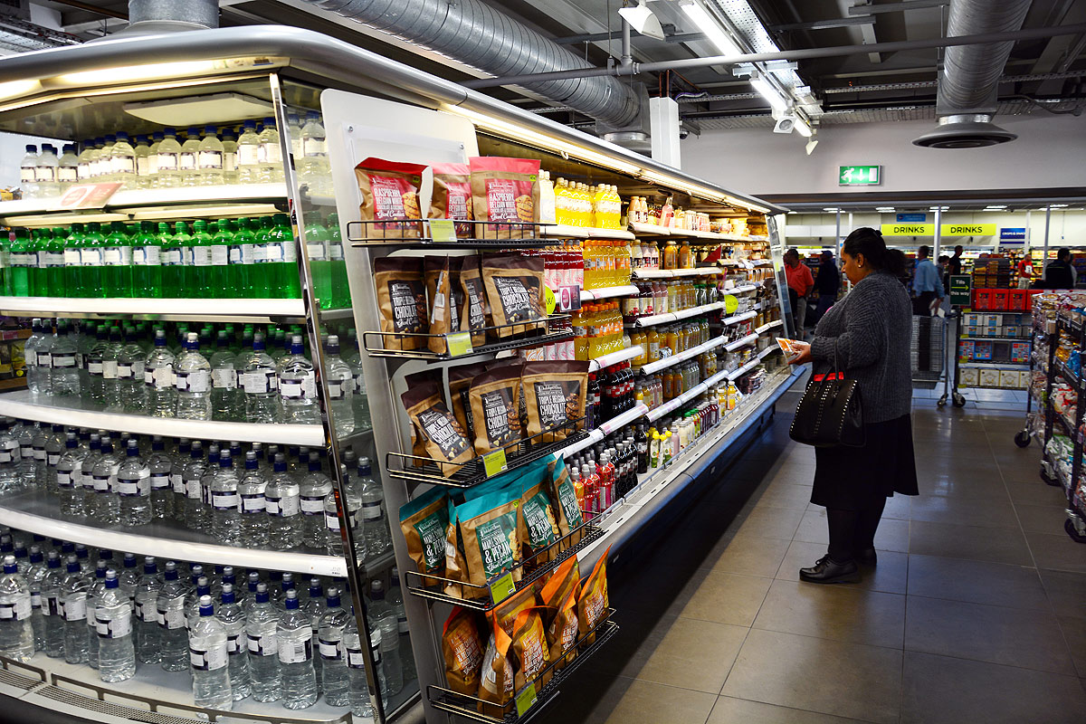 Food beverage retail fit-out
