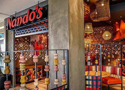 Nando's restaurants portfolio