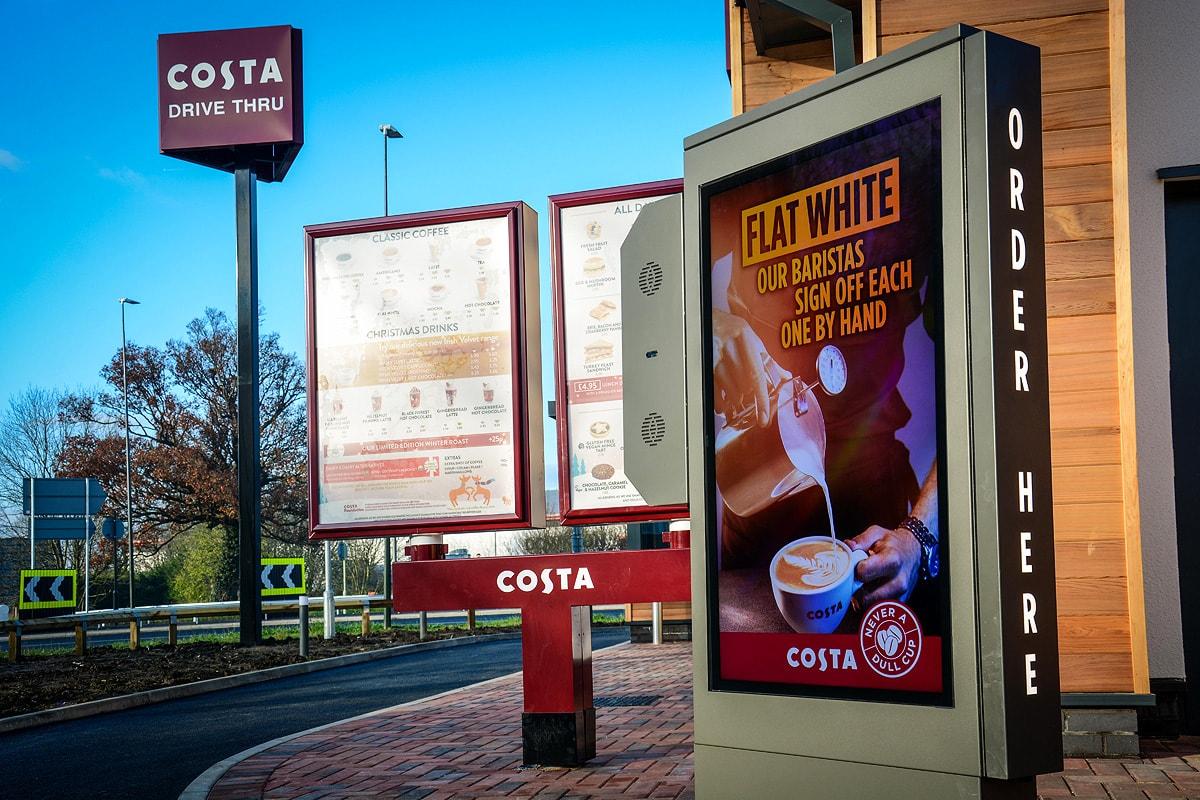 Costa Drive-Thru Hardwicke
