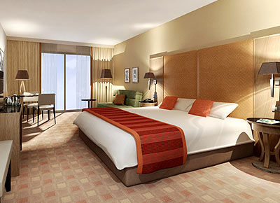 Hotel fit out services