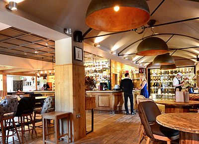 Pub bar fit out services