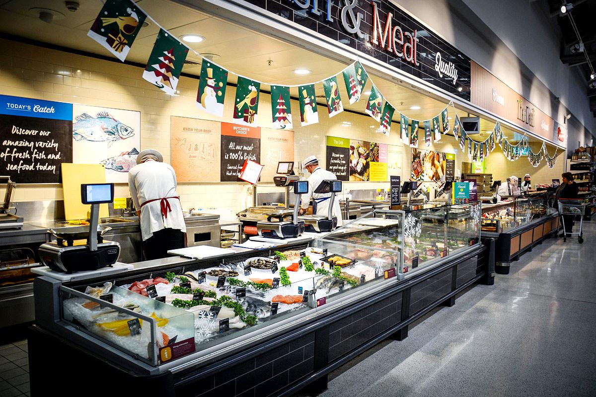 Sainsbury's store Worcester