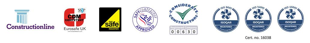 Trade body accreditations